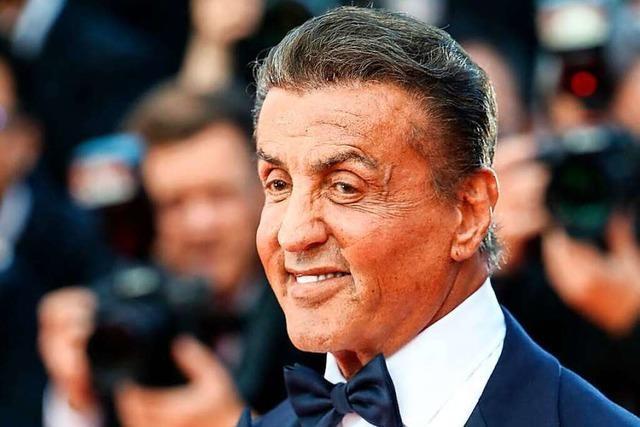 Sylvester Stallone: Der Dauerpumper Hollywoods wird 75