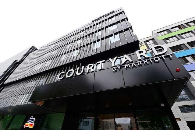 Neues Hotel mit 156 Zimmern eröffnet in der Freiburger Innenstadt