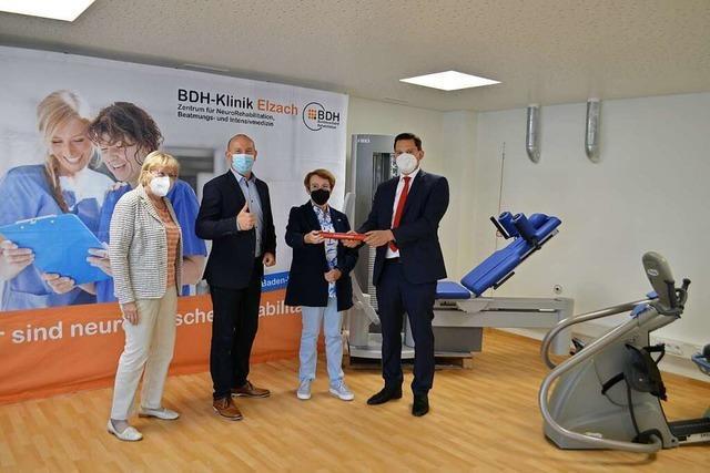 Viele Covid-Patienten in der BDH-Klinik Elzach
