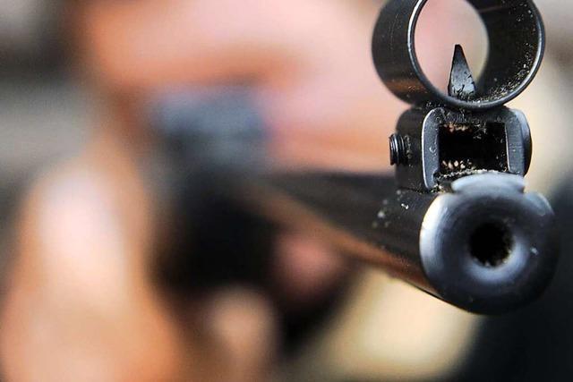 Verdacht erhärtet: Trio soll in Lahr mit Luftgewehr auf Passanten geschossen haben