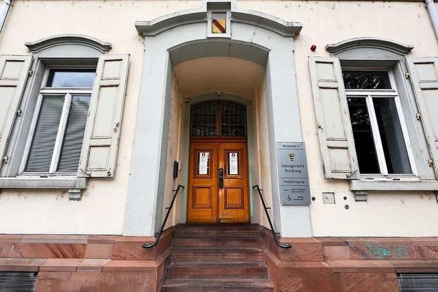 Freiburger Amtsgericht ahndet Körperverletzung mit Bewährungsstrafe