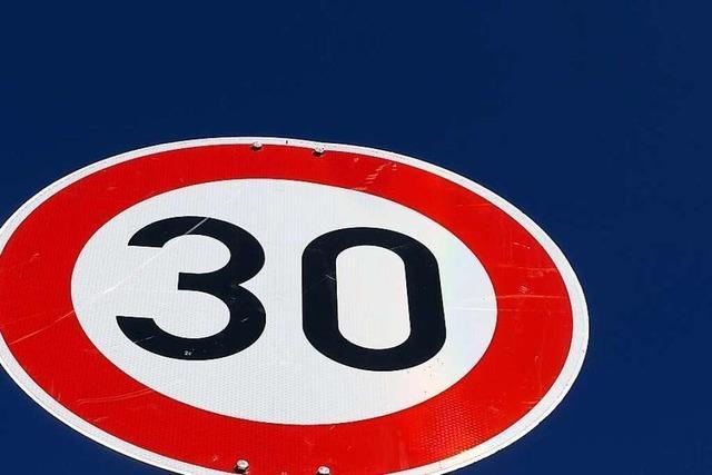 Freiburg unternimmt neuen Anlauf für Tempo-30-Test