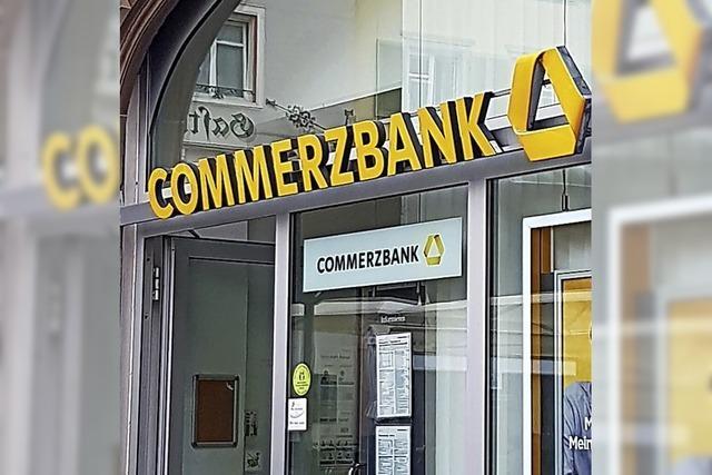 Commerzbank schließt Filiale Bad Säckingen