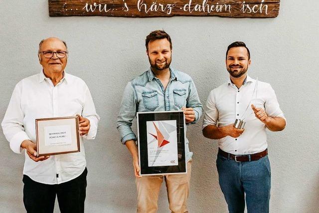Vollherbst-Druck erhält Management-Award