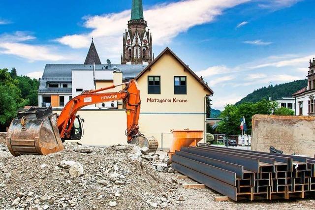 Schönauer Gemeinderäte ärgern sich über steigende Baukosten