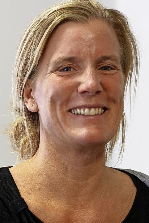 Klimaschutzmanagerin Irina Wellige  | Foto: Martin Wendel
