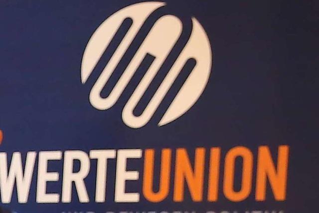 Vorsitzender aus Ringsheim verlässt die regionale Werte-Union