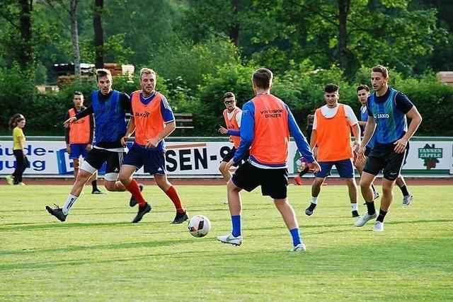 Trainerteam des FC Neustadt optimistisch: