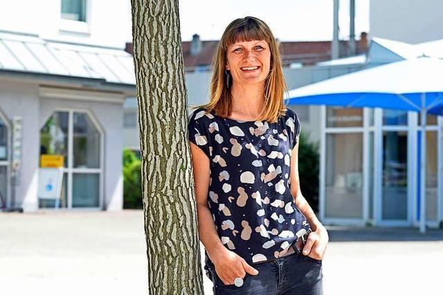 Christine Huber ist die neue Quartiersarbeiterin in Hochdorf