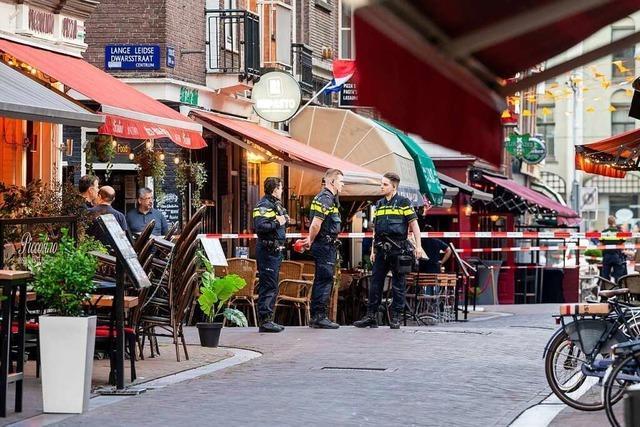 Prominenter Reporter in Amsterdam niedergeschossen