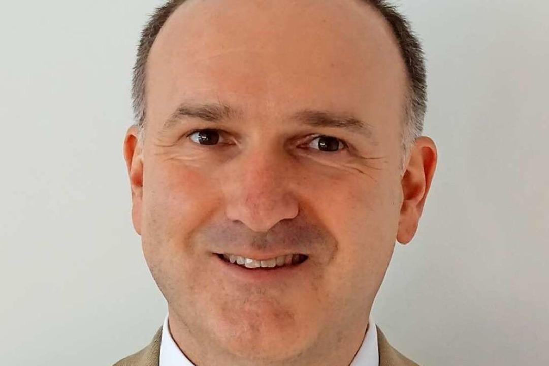 Dirk Schmid-Hornisch ist seit 2010 Pfa...enberg und kennt sich in Freiburg aus.    Foto: Privat