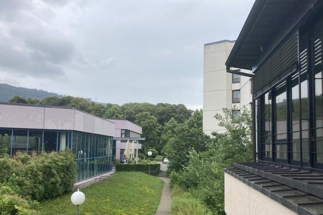 Stadt Bad Säckingen will die Klinikbrache beseitigen