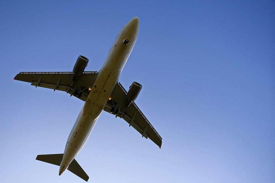 Auch im A 320 von Airbus steckt Litef-Technik.   | Foto: Robert Michael (dpa)