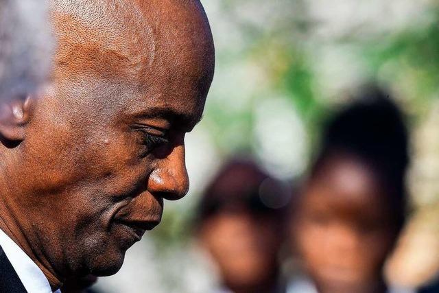 Haitis Präsident Moïse ist ermordet worden