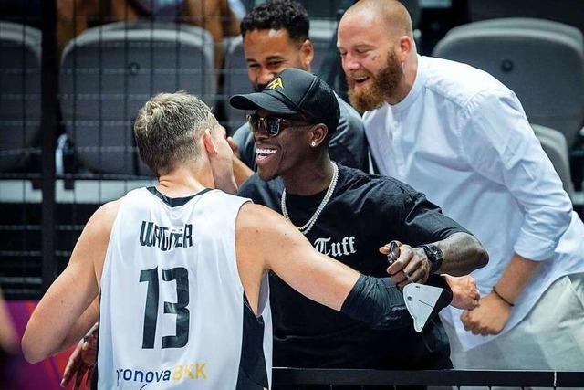 Deutschlands Basketballer qualifizieren sich für Olympia