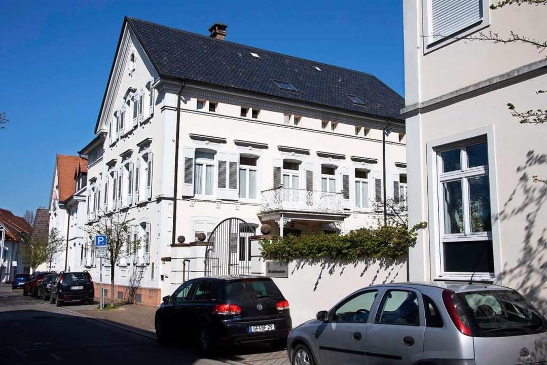 Das Müllheimer Elisabethenheim ist ein...gen an eine moderne Seniorenbetreuung.    Foto: Volker Münch