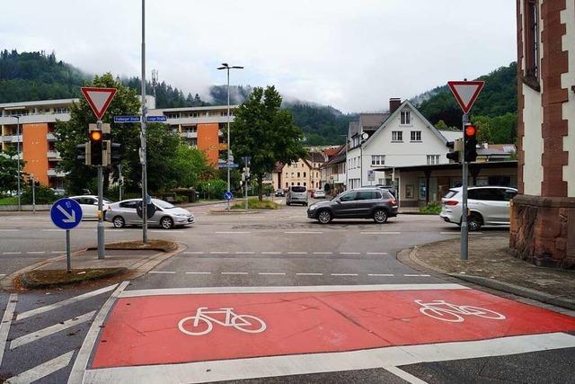 Wie ein Mann unabsichtlich Fahrerflucht in Waldkirch beging