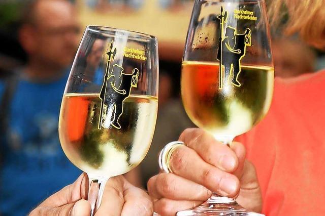 Die Weintage in Burkheim fallen aus