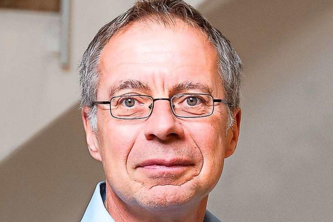 Michael Wehner, Leiter der Freiburger ...geplante Online-Diskussion abgesagt.    | Foto: Privat