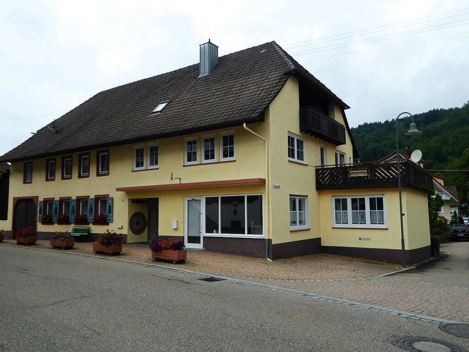 """In der """"Fallermühle"""", eine... könnte der neue Dorfladen entstehen.     Foto: Roland Gutjahr"""