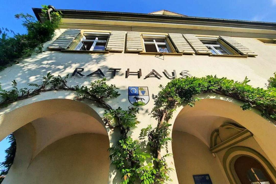 Das alte Rathaus soll verkauft werden.    Foto: Sophia Hesser