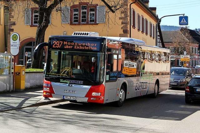 Mehr Busse auch für kleine Orte im Kreis Breisgau-Hochschwarzwald gefordert