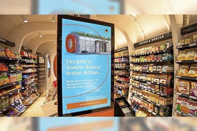 Der Kiosk wird autonom