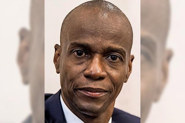 Haitis Präsident von Killerkommando ermordet