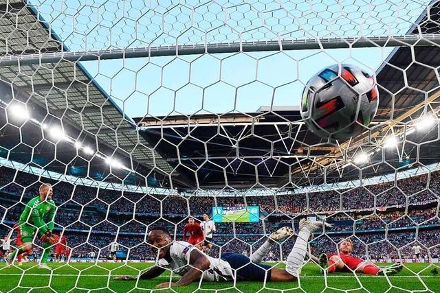 Nach umstrittenem Foul-Elfmeter: England folgt Italien ins Finale