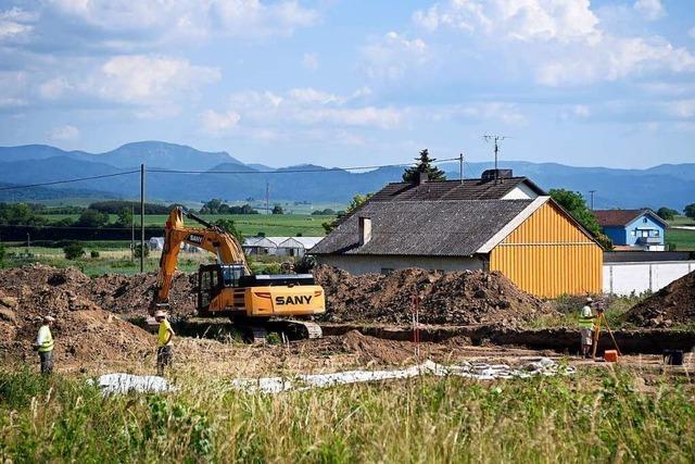Weiter Kritik an den Plänen für Baugebiet in Freiburg-Tiengen