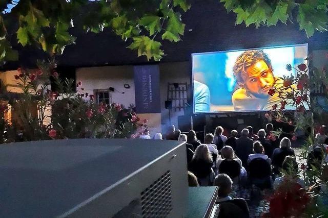 Im Markgräflerland startet das Kino wieder