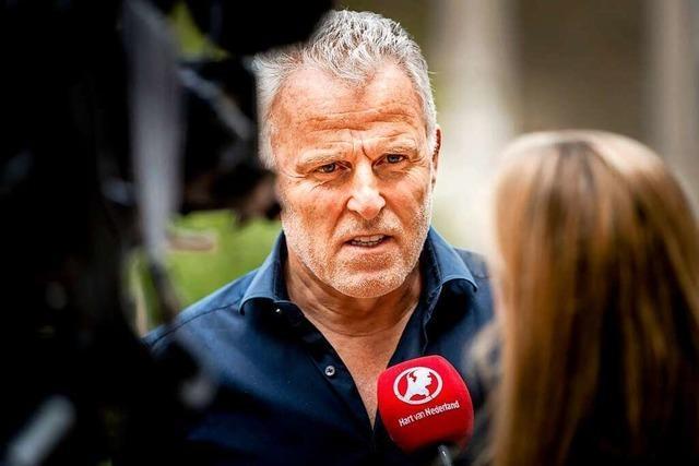 Nach Anschlag von Amsterdam: Reporter weiter in Lebensgefahr
