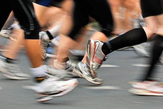 Worauf man beim Laufen in der Gruppe achten sollte