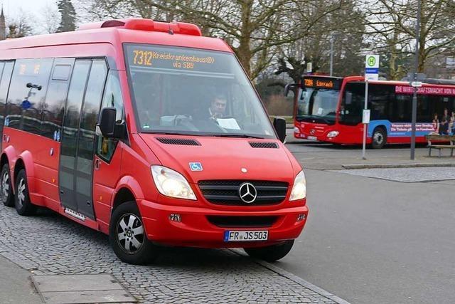 Rheinfelder Gemeinderäte wünschen Anpassung der grenzüberschreitenden Linie 7312