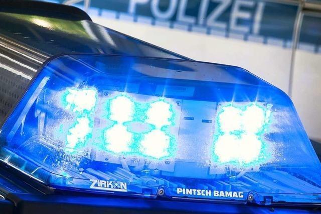 Mit Pistole: Räuber überfällt Elzacher Tankstelle