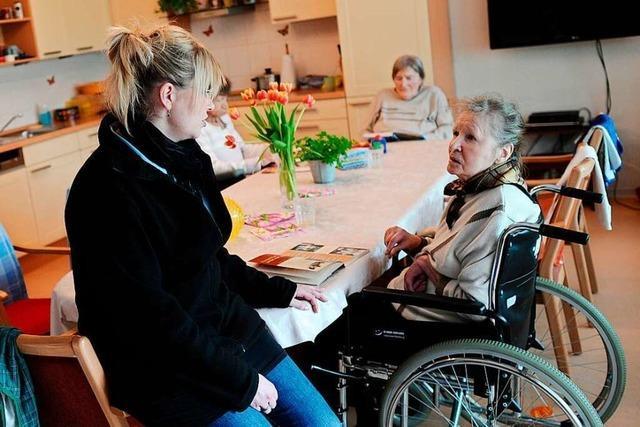 Wie lässt es sich in Gottenheim gut leben im Alter?