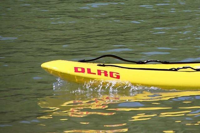 Rettungseinsatz wegen Rheinschwimmerinnen in Basel und Weil am Rhein