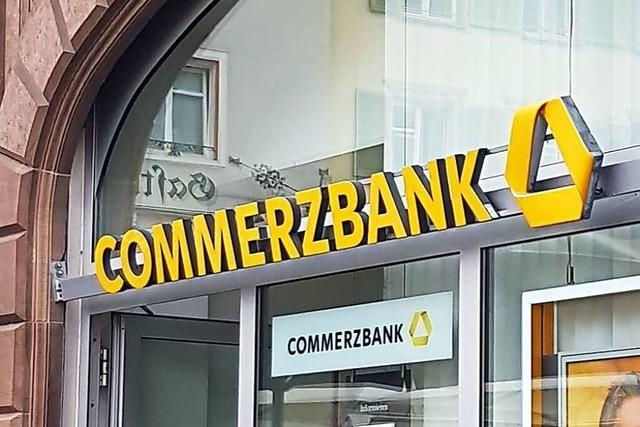 Commerzbank schließt Filiale in Emmendingen