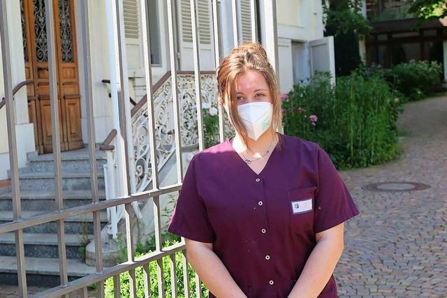17-jährige Schliengenerin erlebt großes Miteinander im Pflegeheim