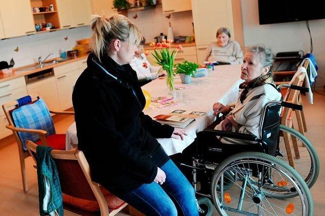 Wohngemeinschaft für Senioren mit zwölf Plätzen im Kleinen Wiesental geplant