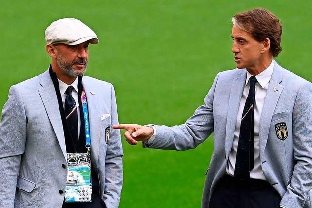 Das Genua-Gen: Die Freundschaft von Vialli und Mancini