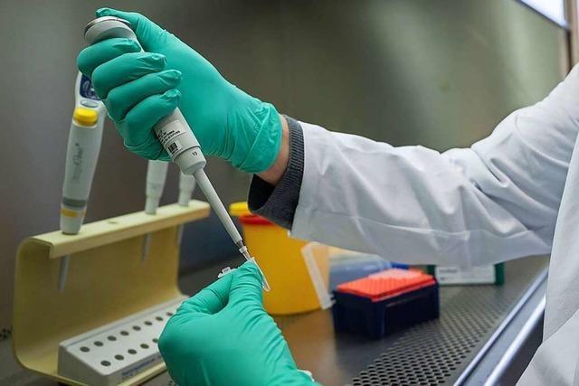 Die PCR-Teststelle an der Freiburg Messe schließt Ende Juli
