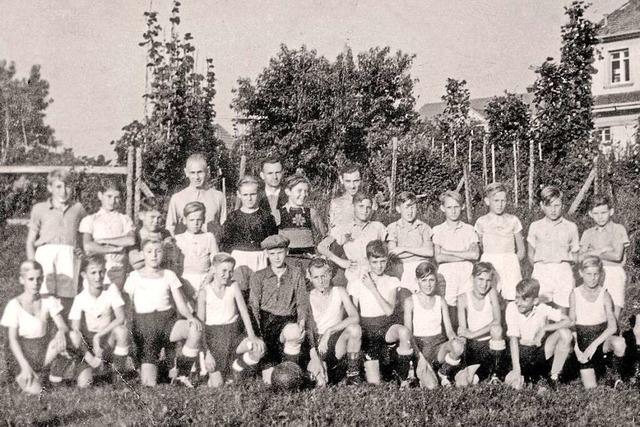 Der Sportverein Waldkirch besteht seit 75 Jahren