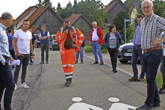Etliche Straßen müssen saniert werden
