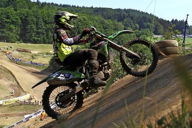 Motocross auf dem Pflingstberg