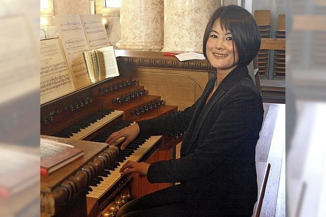 Hommage an zwei berühmte Organisten