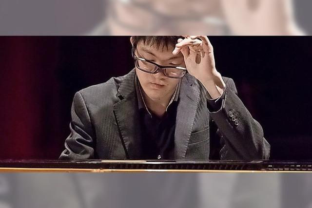 Meisterpianist Ryo Yamanishi gastiert bei den Rheinfeldener Meisterkonzerten