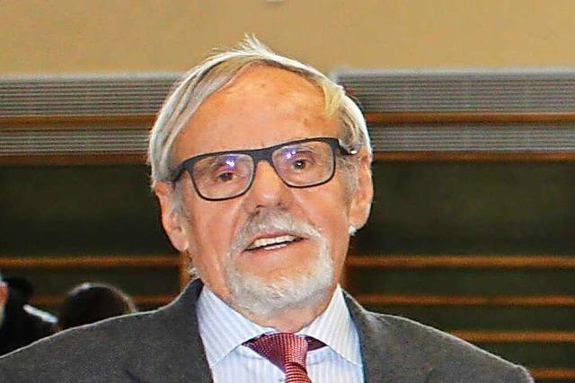 Der langjährige Ruster Gemeinderat Alfred Bühler ist mit 82 Jahren gestorben