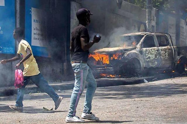 Haiti war schon vor dem Präsidentenmord ein instabiles Land