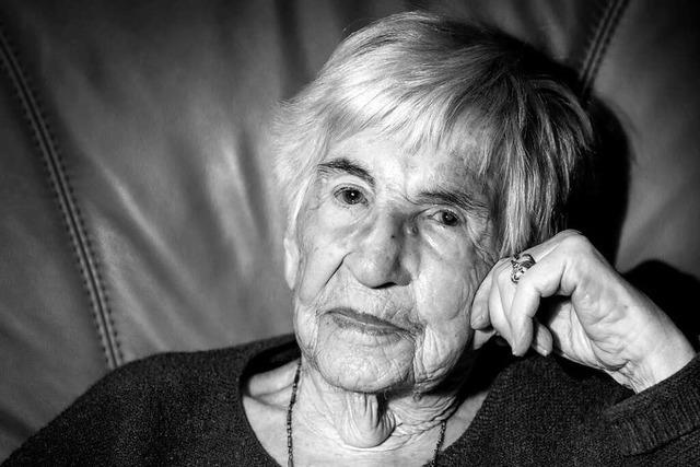 Holocaust-Überlebende Esther Bejarano ist gestorben